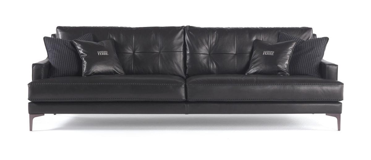 Gianfranco Ferre Home Clark 2 Sofa
