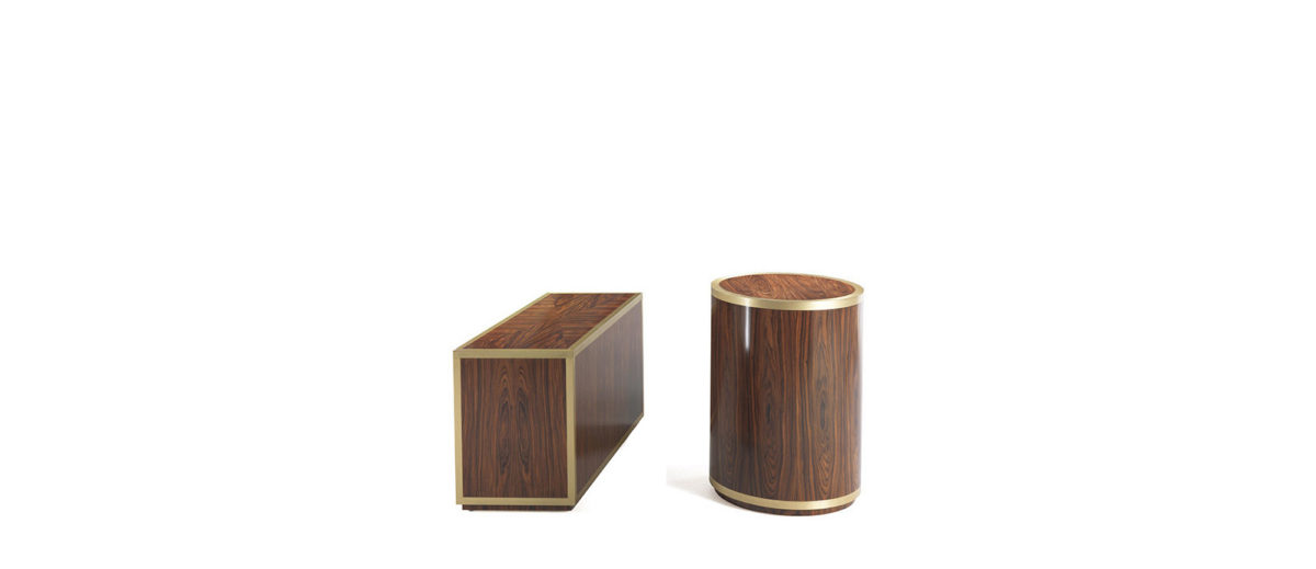 Gianfranco Ferre Home Connor Small Tables