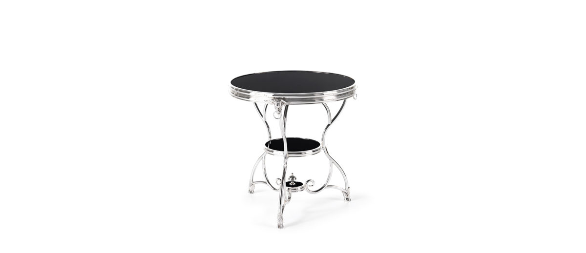 Gianfranco Ferre Home Covent Side Table