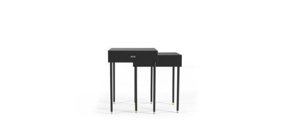 Gianfranco Ferre Home Duo Side Table