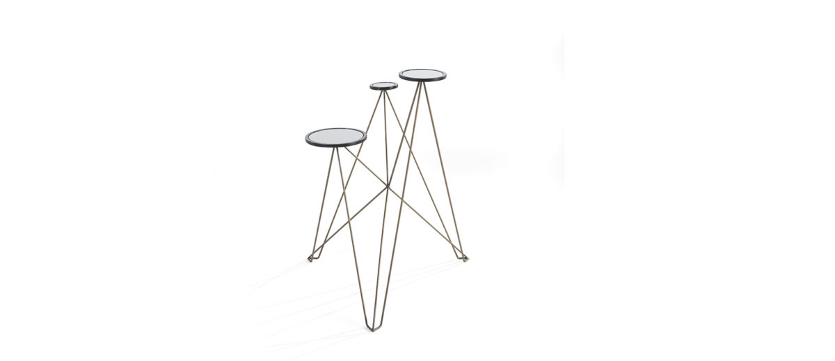 Gianfranco Ferre Home Effiel Side Table