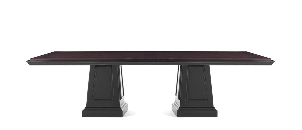 Gianfranco Ferre Home Fargo Rectangular Dining Table