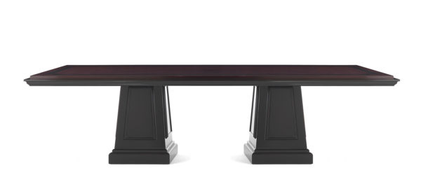 Gianfranco Ferre Home Fargo Rectangular Dining Table