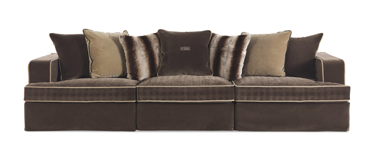Gianfranco Ferre Home Flair Modular Sofa