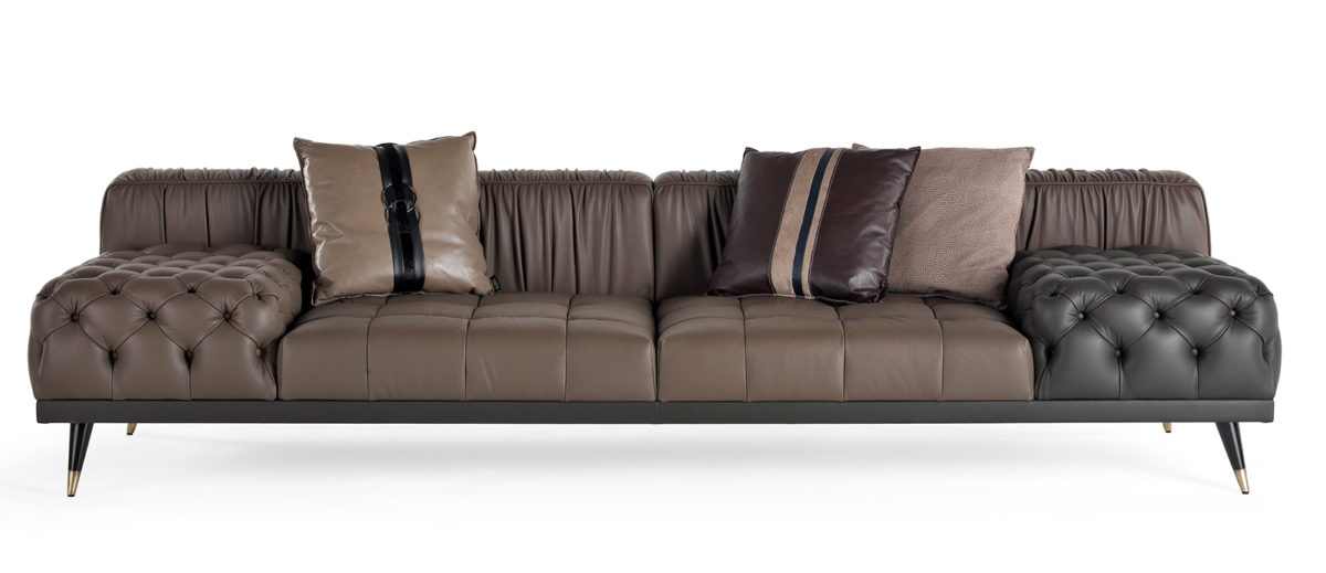 Gianfranco Ferre Home Highlander 2 Seater Sofa