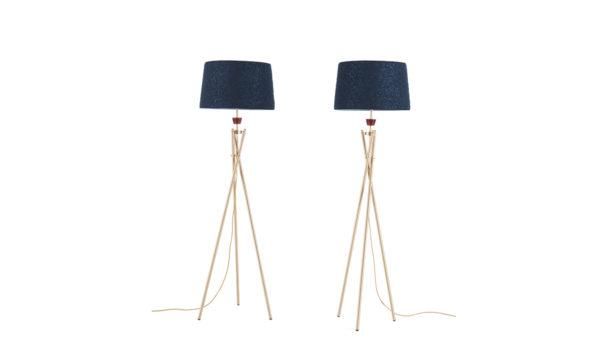 Gfh Holmes Floor Lamp
