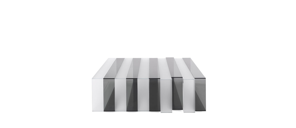 Gianfranco Ferre Home Jenga Central Table
