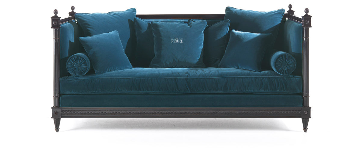 Gianfranco Ferre Home King Sofa