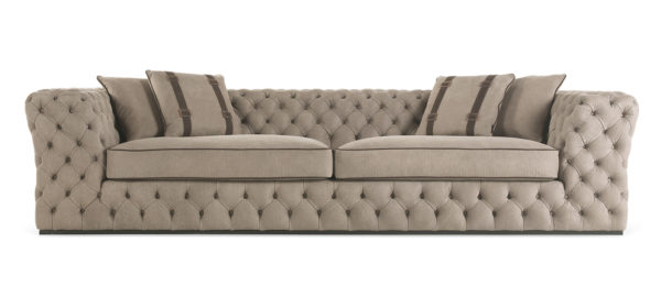 Gianfranco Ferre Home Dunlop 3 Seater Sofa 01