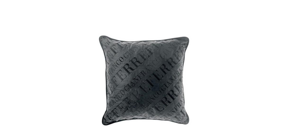Gfh Cushion Logo Black