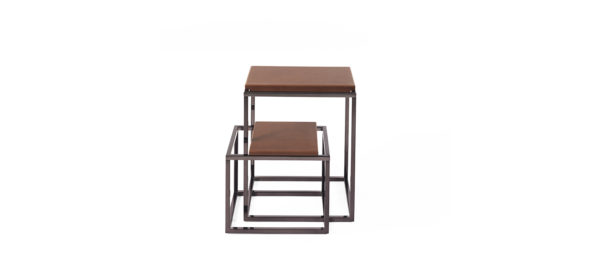 Gianfranco Ferre Home Matrix Side Table