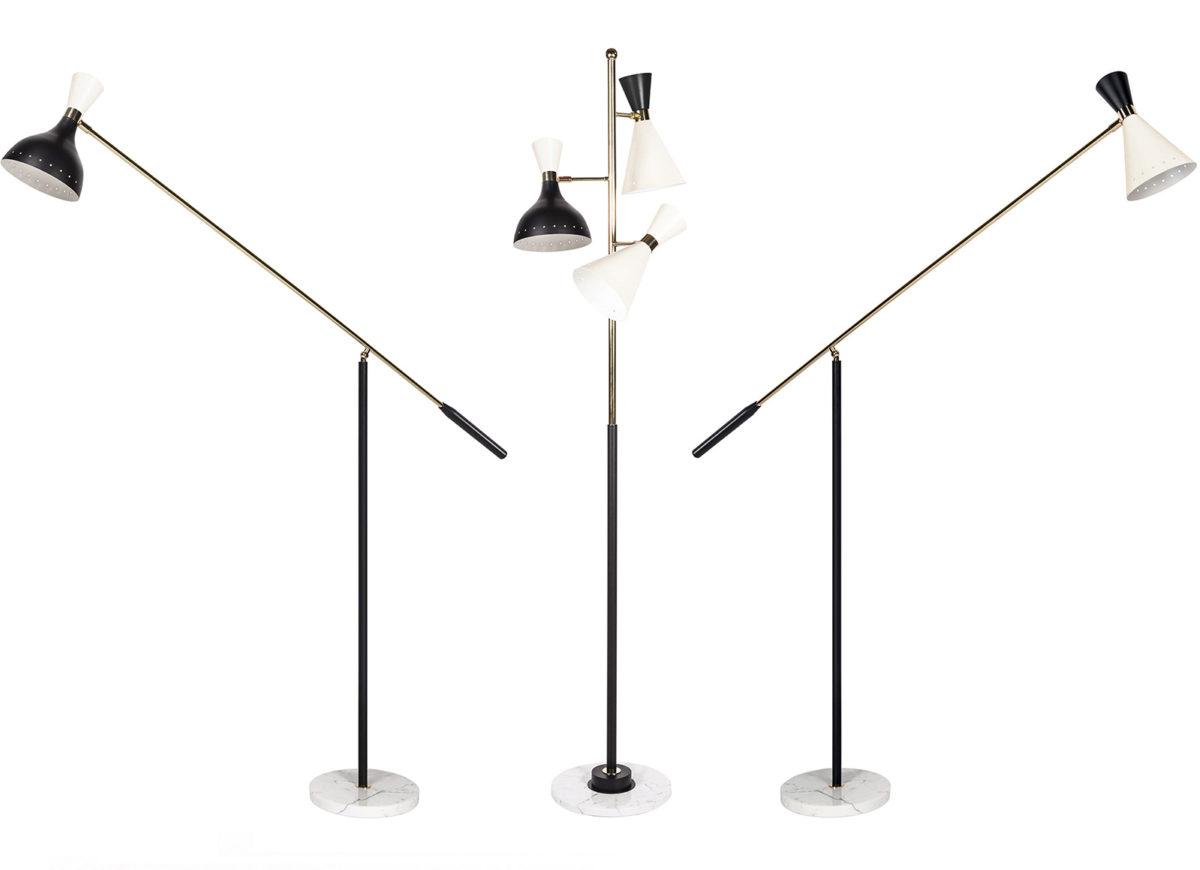 Gf Milwaukee Floor Lamp