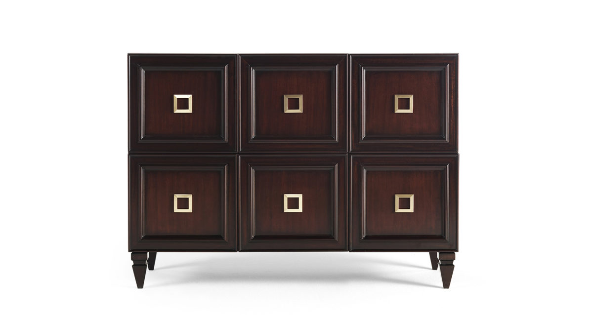 Gianfranco Ferre Home Perry Chest Of Drawers