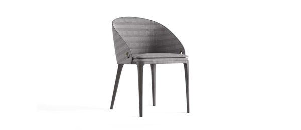 Gianfranco Ferre Home Rio Chair New