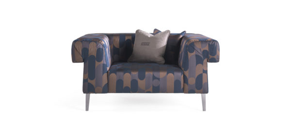 Gianfranco Ferre Home Soho Armchair