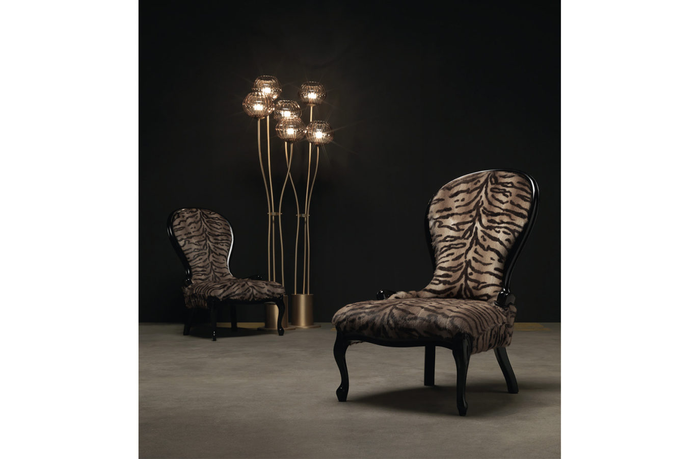 Gianfranco Ferre Home Chalet Armchair 02