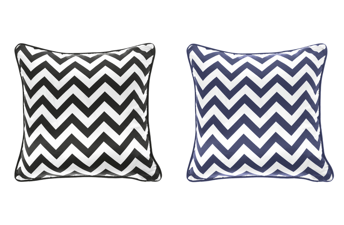 Gianfranco Ferre Home Chevron Cushion 01