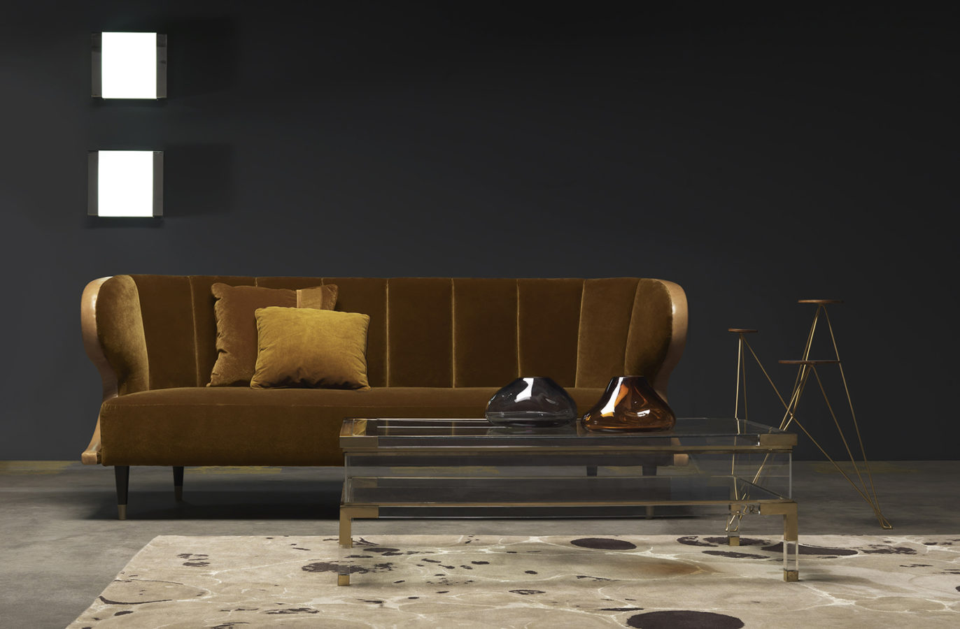 Dunlop 2 Seater Sofa 5