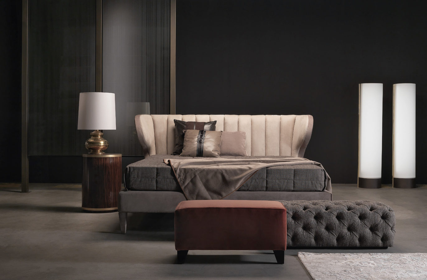 Dunlop Bed 2