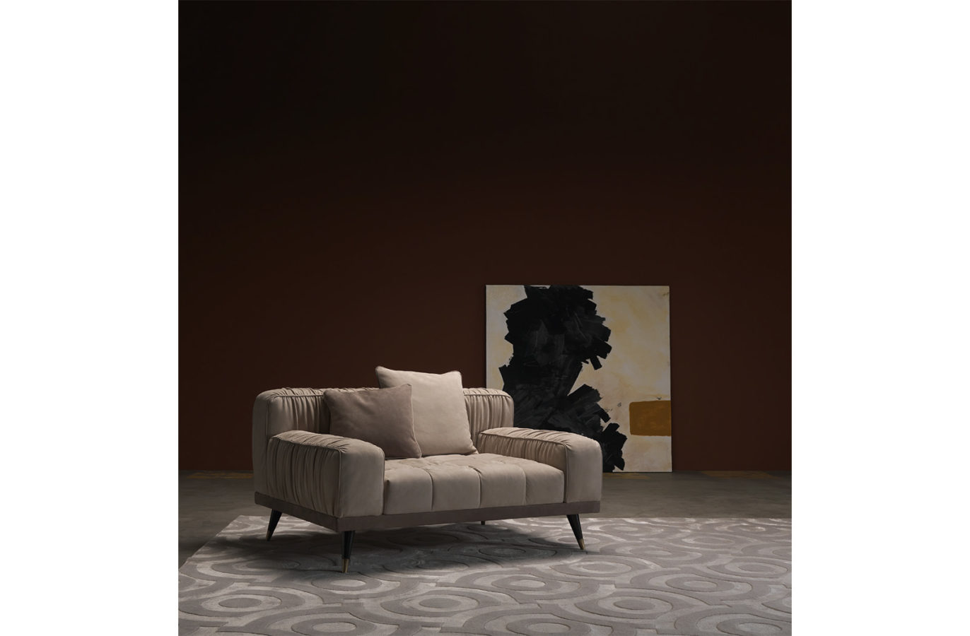 Gianfranco Ferre Home Highlander Armchair 02