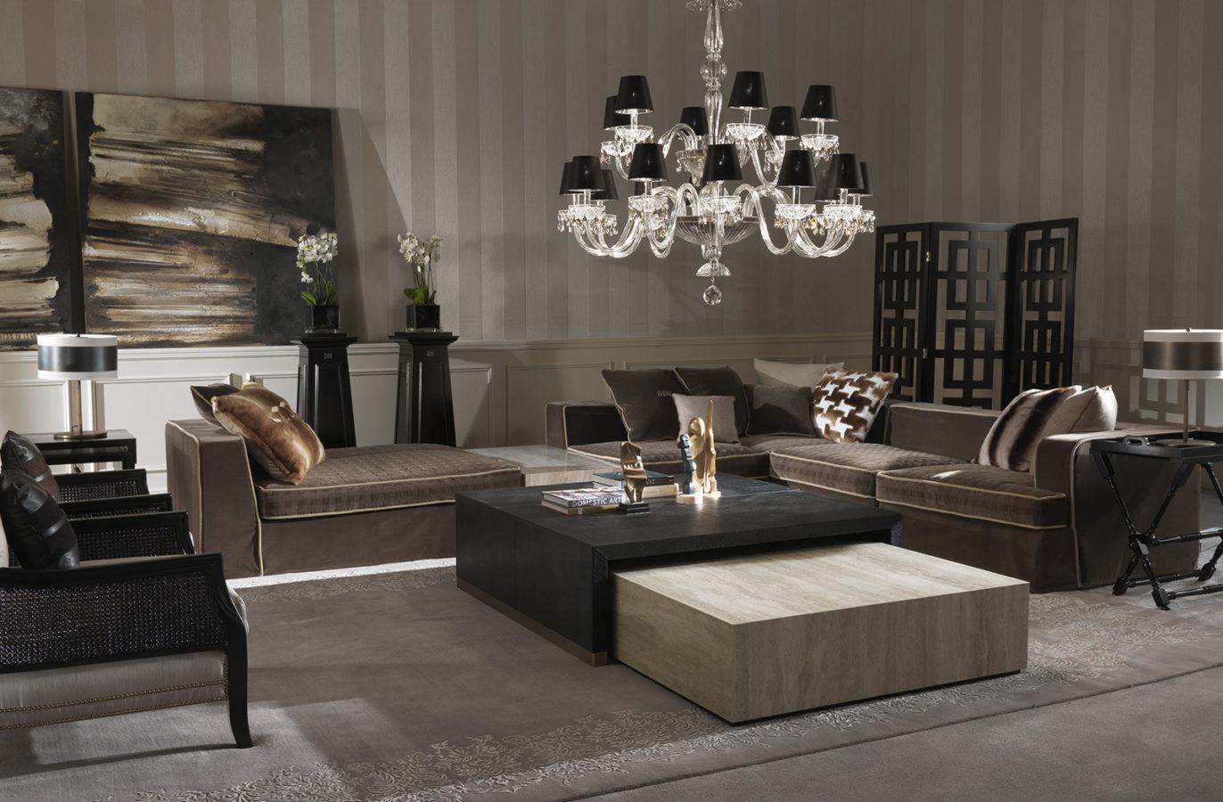 Gianfranco Ferre Home Flair Modular Sofa 02