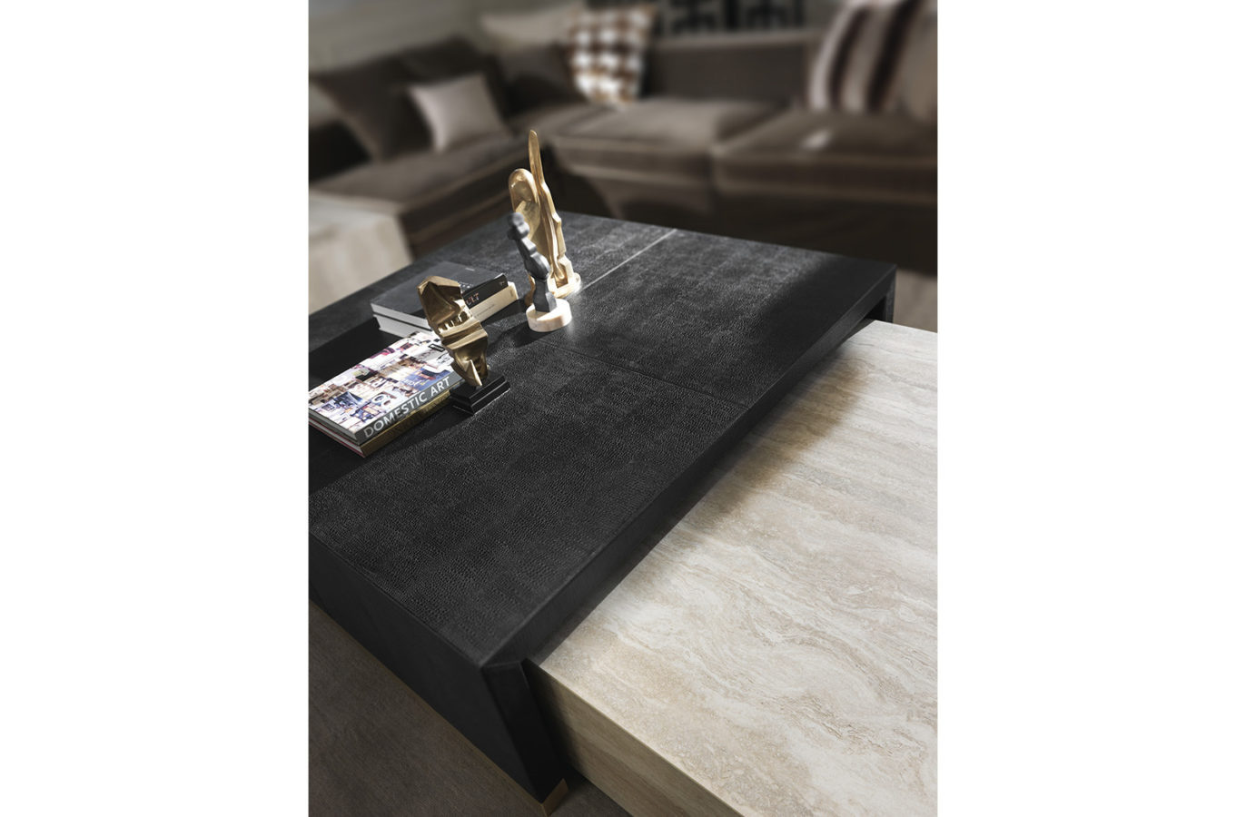 Gianfranco Ferre Home Flair Side Table