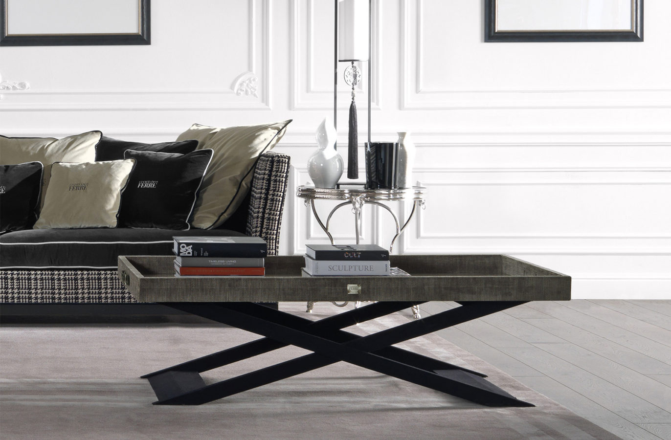 Gianfranco Ferre Home Kensington Central Table