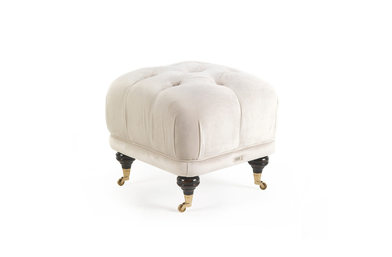 Gianfranco Ferre Home Lincoln Pouf