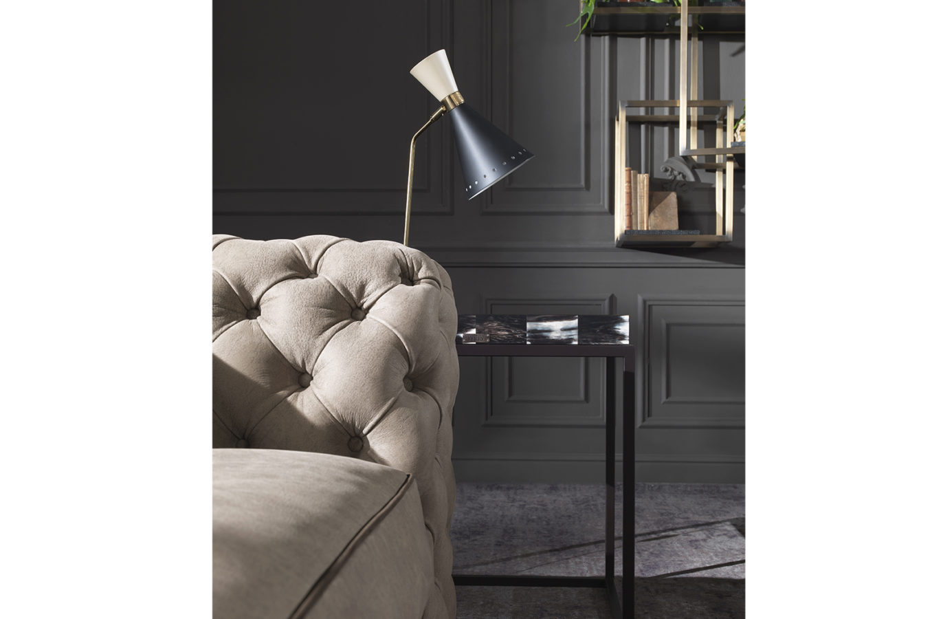 Gianfranco Ferre Home Milwaukee Desk Lamp