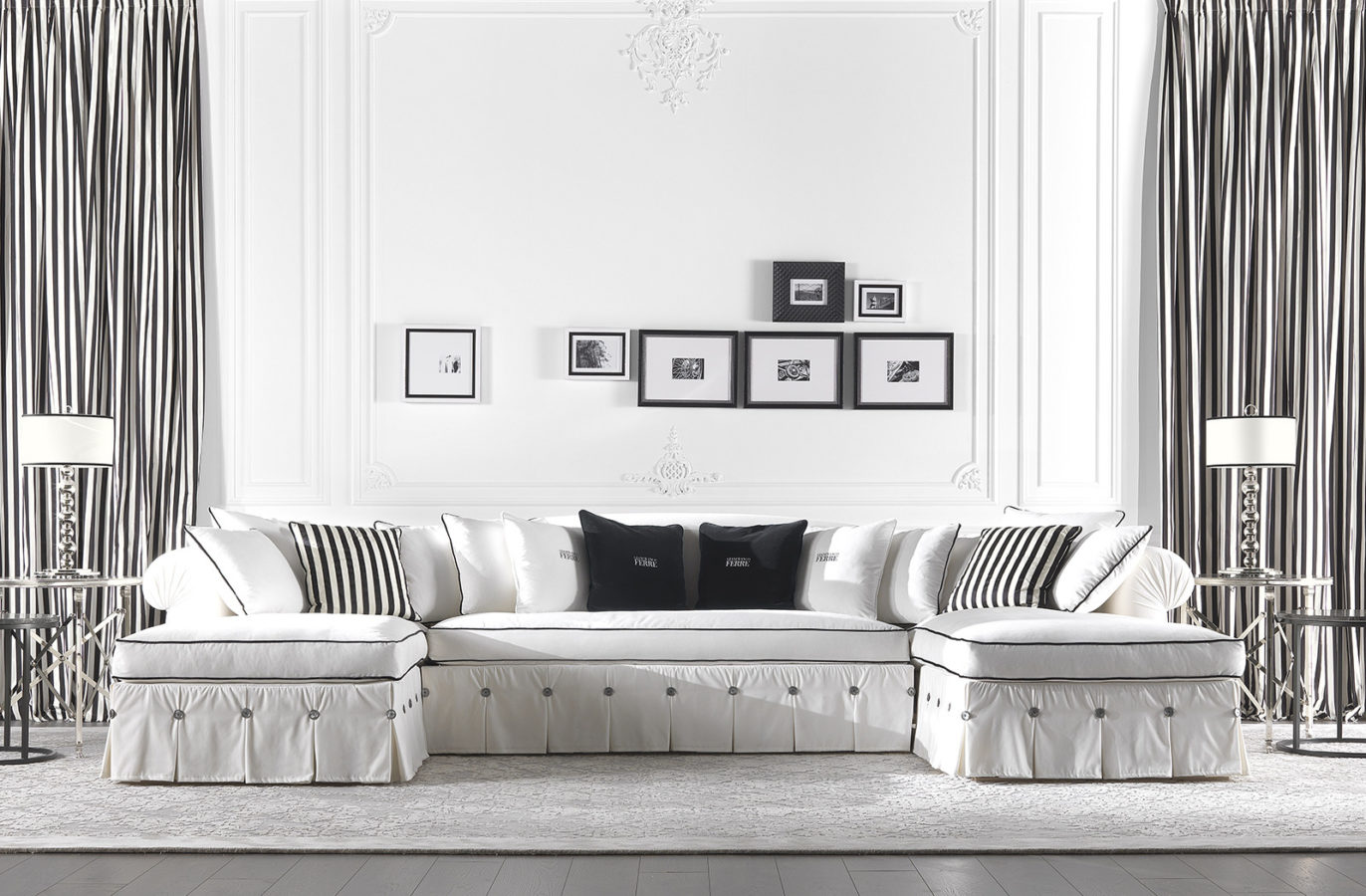 Stephany Modular Sofa