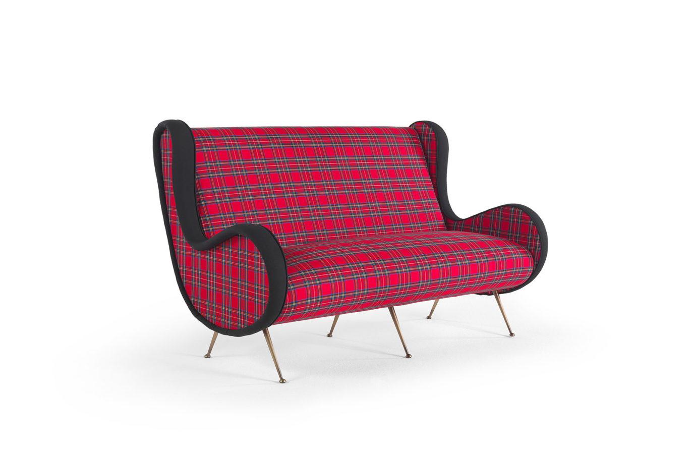 Tartan Sofa 5